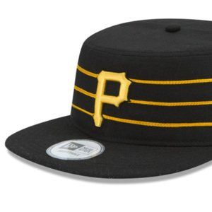Pittsburgh Pirates MLB Pillbox Snapback NewEra Hat